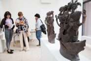 Exhibitions of II Latvia International Ceramics Biennale 31