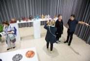 Exhibitions of II Latvia International Ceramics Biennale 32