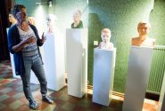 Exhibitions of II Latvia International Ceramics Biennale 35