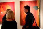 "Exhibition season opening ""Dedication to Rothko"" 2"