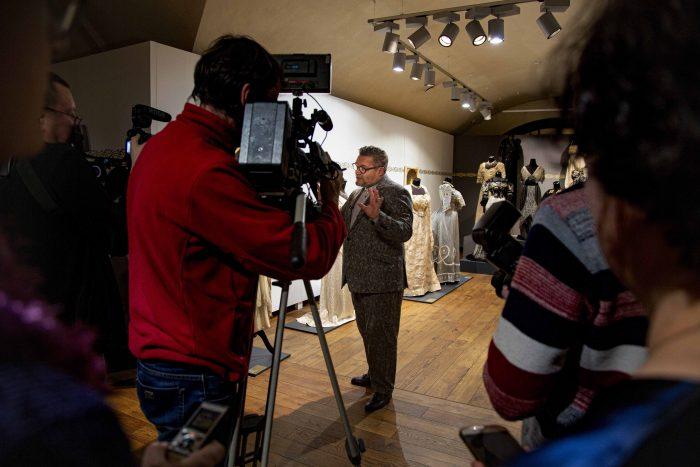 Ekskursija ar modes vēsturnieku Aleksandru Vasiļjevu Rotko centrā