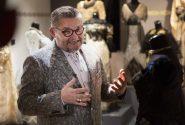 Ekskursija ar modes vēsturnieku Aleksandru Vasiļjevu Rotko centrā 3