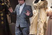 Ekskursija ar modes vēsturnieku Aleksandru Vasiļjevu Rotko centrā 10