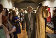 Ekskursija ar modes vēsturnieku Aleksandru Vasiļjevu Rotko centrā 15