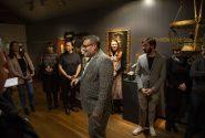 Ekskursija ar modes vēsturnieku Aleksandru Vasiļjevu Rotko centrā 12