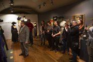 Ekskursija ar modes vēsturnieku Aleksandru Vasiļjevu Rotko centrā 14