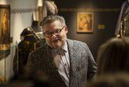 Ekskursija ar modes vēsturnieku Aleksandru Vasiļjevu Rotko centrā 16