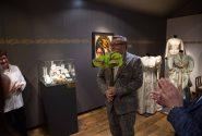 Ekskursija ar modes vēsturnieku Aleksandru Vasiļjevu Rotko centrā 18