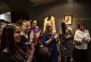 Ekskursija ar modes vēsturnieku Aleksandru Vasiļjevu Rotko centrā 19