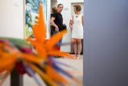 "Opening of the International Plein Air ""Valdis Bušs 2017"" exhibition 5"