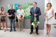 "Opening of the International Plein Air ""Valdis Bušs 2017"" exhibition 8"