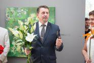 "Opening of the International Plein Air ""Valdis Bušs 2017"" exhibition 11"