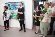 "Opening of the International Plein Air ""Valdis Bušs 2017"" exhibition 12"