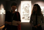 5th International Latgale Graphic Art symposium exhibition opening 7