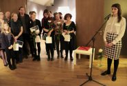 5th International Latgale Graphic Art symposium exhibition opening 11