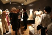"Alexandre Vassiliev exhibition ""Charm of the Victorian fashion"" opening 4"