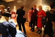 "Alexandre Vassiliev exhibition ""Charm of the Victorian fashion"" opening 7"
