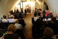 Rotko centrā atzīmēja mākslinieka Marka Rotko 115 gadu jubileju 3