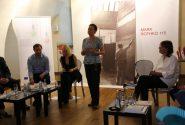 Rotko centrā atzīmēja mākslinieka Marka Rotko 115 gadu jubileju 7