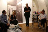Rotko centrā atzīmēja mākslinieka Marka Rotko 115 gadu jubileju 10