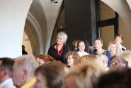 Rotko centrā atzīmēja mākslinieka Marka Rotko 115 gadu jubileju 13