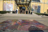 Rotko centrā atzīmēja mākslinieka Marka Rotko 115 gadu jubileju 15
