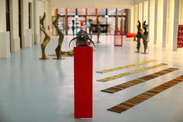 Rotko centra kolekcijas izstādes atklāšana Polijā